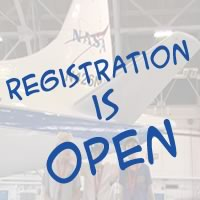 Registration is Open
