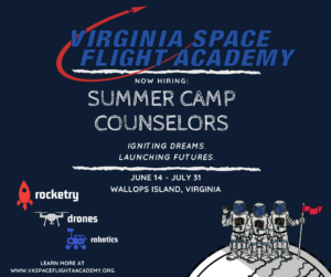 Image: 2020 Summer Camp Counselors