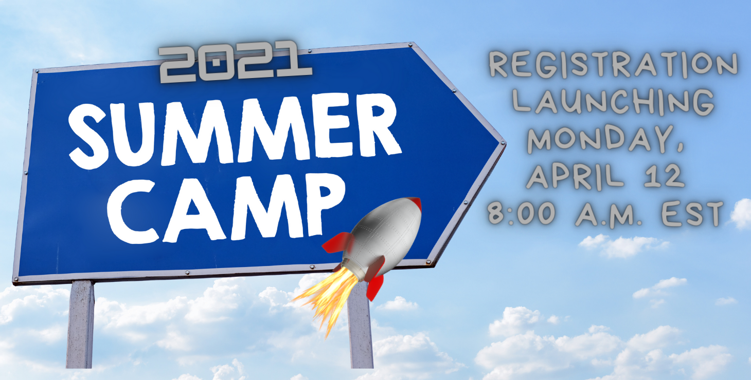 Image: 2021 Camp Update Registration Launching